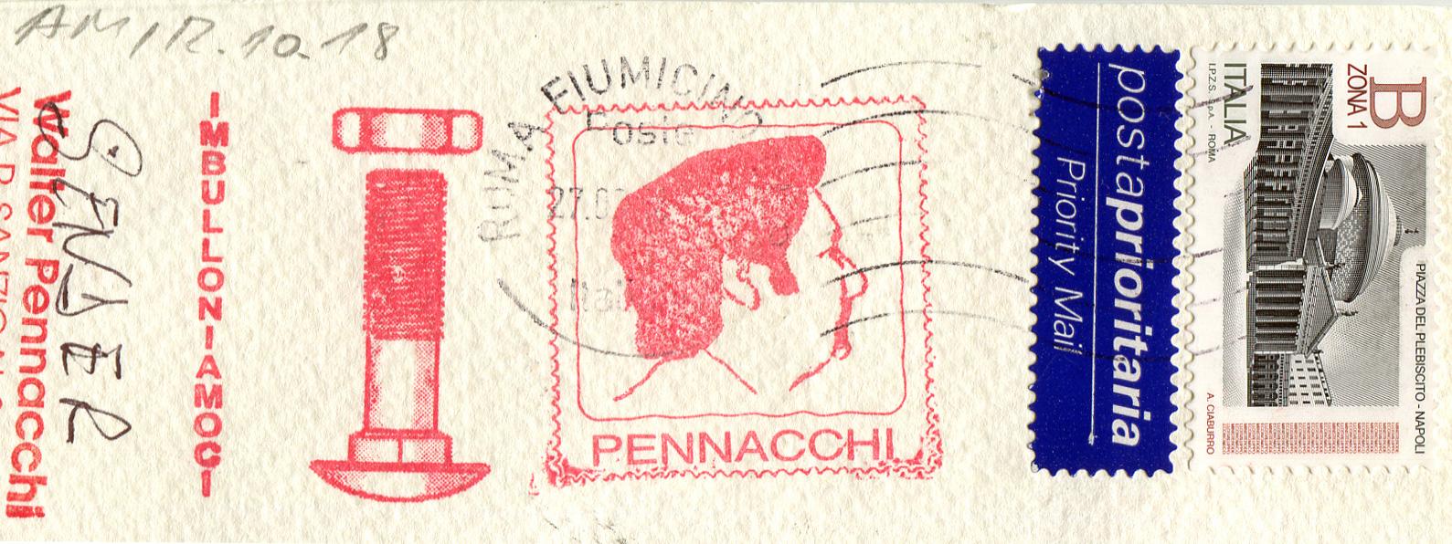 Walter Pennachi, Italy