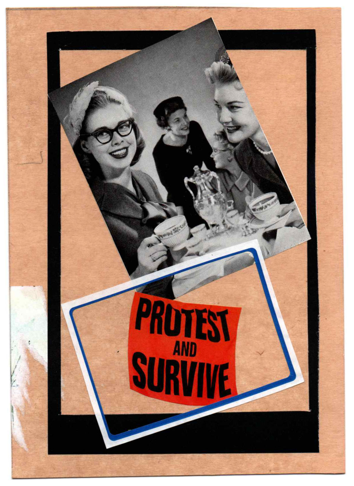 Gregorio Berchenko, Protest and Survive