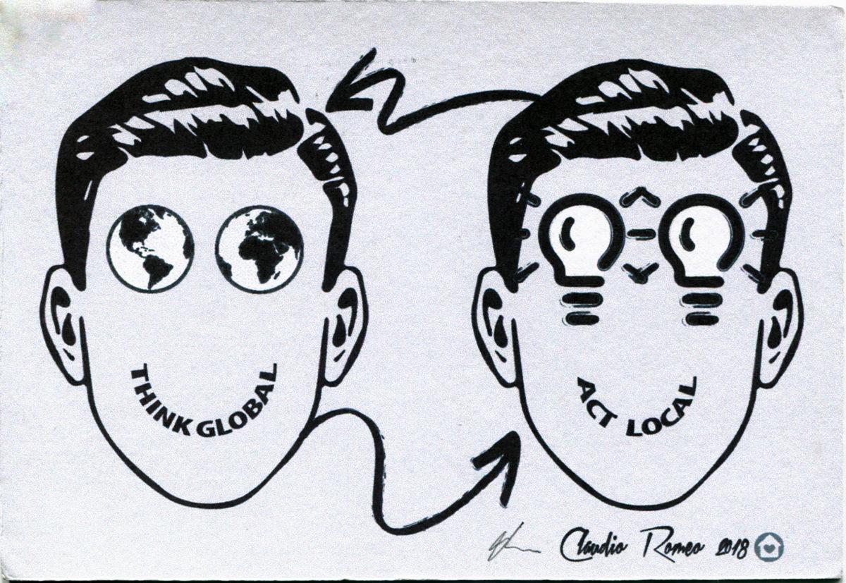 Claudio Romeo, DODO Arte Postale 100%
