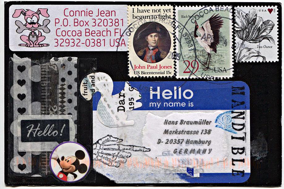 Connie Jean, USA