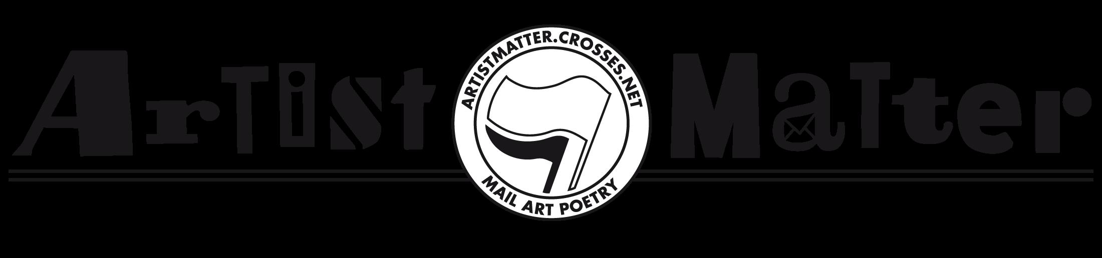 Artist Matter Zine | Crosses.Net